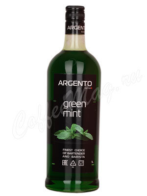 Сироп Argento Мята 1 литр