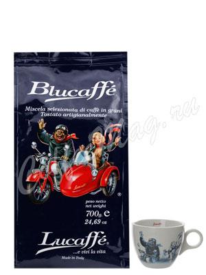 Кофе Lucaffe в зернах Blucaffe 700 г