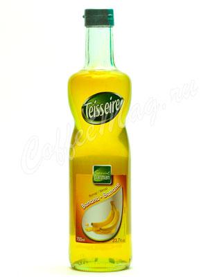 Сироп Teisseire Банан 700 мл ст/б
