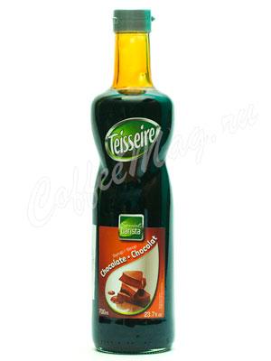 Сироп Teisseire Шоколад 700 мл ст/б