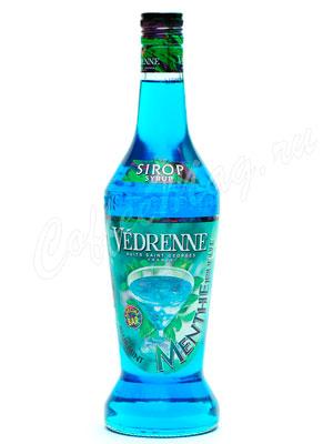 Сироп Vedrenne Голубая Мята 0,7л