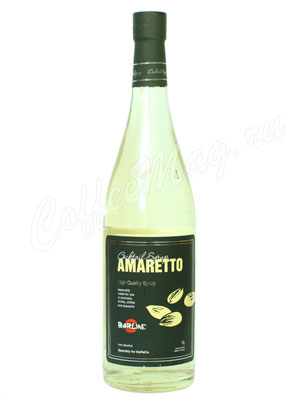 Сироп Barline Амаретто 1 литр
