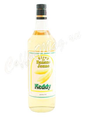 Сироп Keddy Желтый банан1 л