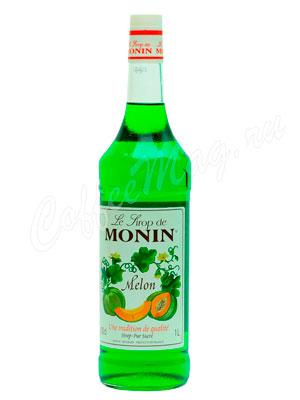 Сироп Monin Зеленая Дыня 1 л