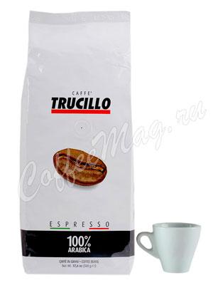 Кофе Caffe Trucillo в зернах 100% Arabica 500 гр