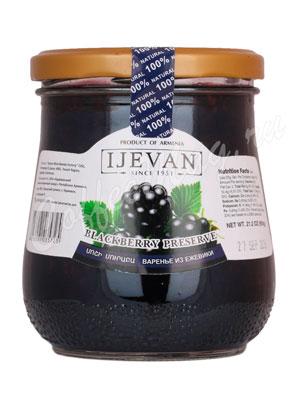 Варенье Иджеван Ежевичное 600 гр