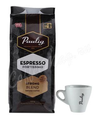 Кофе Paulig Espresso Fortissimo молотый 250 г