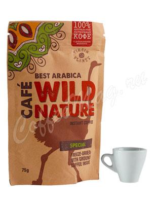 Кофе Wild Nature Special растворимый 75 гр