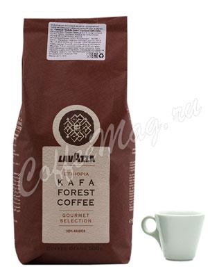 Кофе Lavazza в зернах Kafa Forest