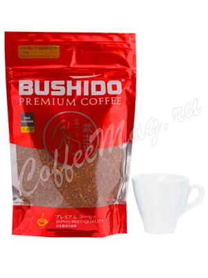 Кофе Bushido растворимый Red Katana 85 гр (пакет)