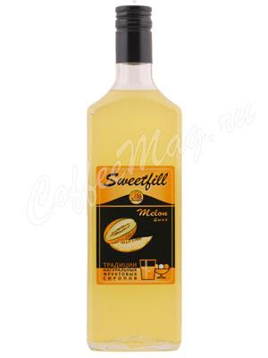 Сироп Sweetfill Дыня 0,5 л