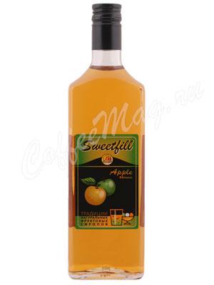 Сироп Sweetfill Яблоко 0,5 л