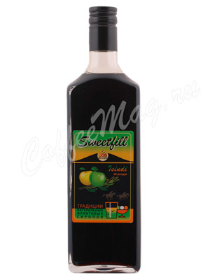 Сироп Sweetfill Исинди 0,5 л