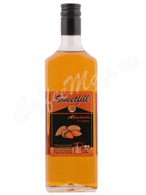 Сироп Sweetfill Миндаль 0,5 л