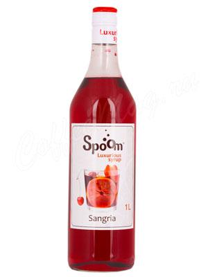 Сироп Spoom Сангрия 1 л