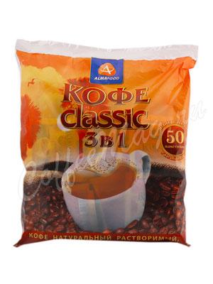 Кофе Almafood классик 3 в 1 пакет 50 шт