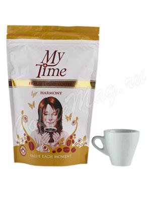 Кофе My Time Harmony  растворимый пакет 180 гр пакет