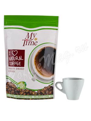 Кофе My Time Anti-Oxy растворимый 95 гр (пакет)