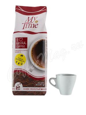 Кофе My Time молотый Harmony 250 гр