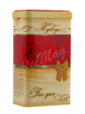 Чай черный в подарочной упаковке Hyleys 125 гр ж.б.