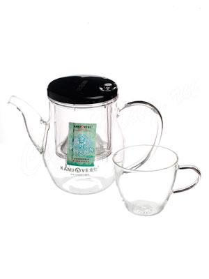 Чайник Заварочный Типод Гунфу 500 мл+2 чашки