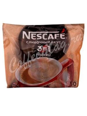Кофе Nescafe 3 в 1 Мягкий 50 шт по 16 гр