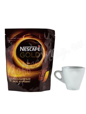 Кофе Nescafe Gold 75 гр