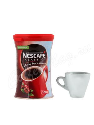 Кофе Nescafe Classic 100 гр