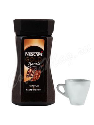 Кофе Nescafe Gold Barista 85 гр ст.б