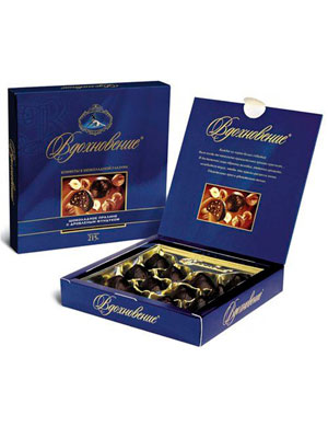 Бабаевский Коробка конфет