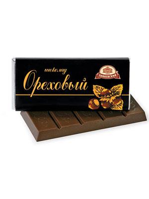 Шоколад Бабаевский Ореховый 60 гр
