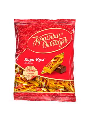 Конфеты Красный Октябрь Кара-Кум фас. 250 гр