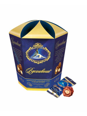 Красный Октябрь Коробка конфет