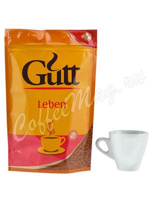 Кофе Gutt растворимый Leben 75 гр