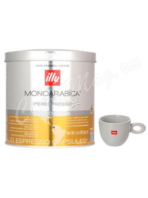 Кофе Illy в капсулах Monoarabica Iperespresso home Colombia