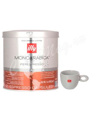 Кофе Illy в капсулах Monoarabica Iperespresso home Costa Rica