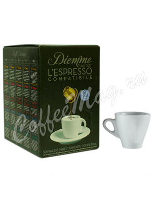 Кофе Diemme в капсулах L`espresso Anima del Salvador 50 капсул (для Nespresso)