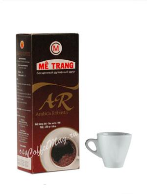 Кофе молотый Me Trang Арабика Робуста 250 гр