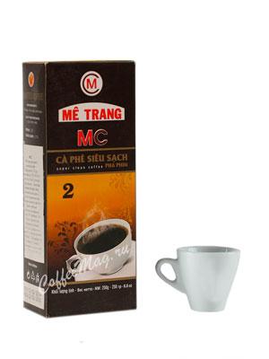 Кофе молотый Me Trang MC2 250 г