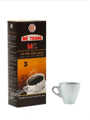 Кофе молотый Me Trang MC3 250 г