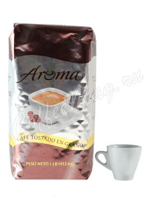 Кофе Santo Domingo в зернах Aroma 454 г