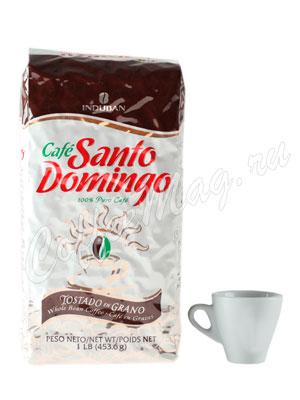 Кофе Santo Domingo в зернах Puro Cafe 454 г