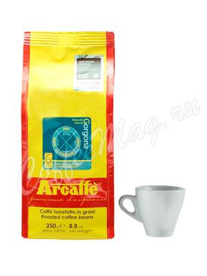 Кофе Arcaffe в зернах Gorgona 250 гр