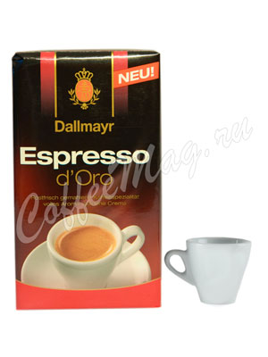 Кофе Dallmayr молотый Espresso D Oro 250 гр