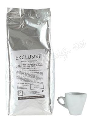 Кофе Jardin в зернах Exclusive 1 кг