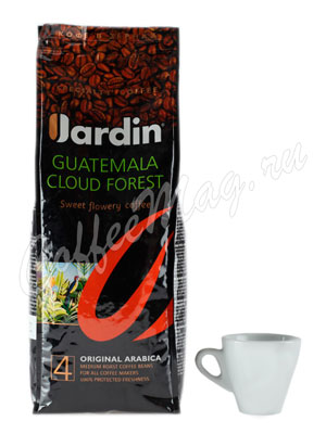 Кофе Jardin в зернах Guatemala Cloud Forest 1 кг