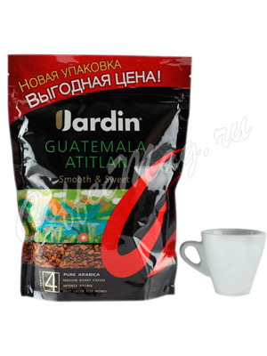 Кофе Jardin растворимый Guatemala Atitlan 150 гр пакет