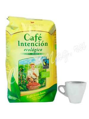 Кофе Darboven в зернах Caffe Intencion Ecologico 500 гр