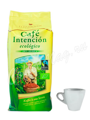 Кофе Darboven молотый Caffe Intencion Ecologico 250 гр