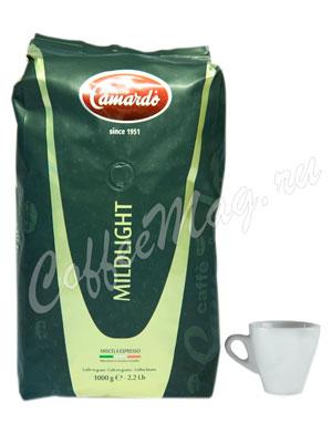 Кофе Camardo в зернах Mildlight 1 кг
